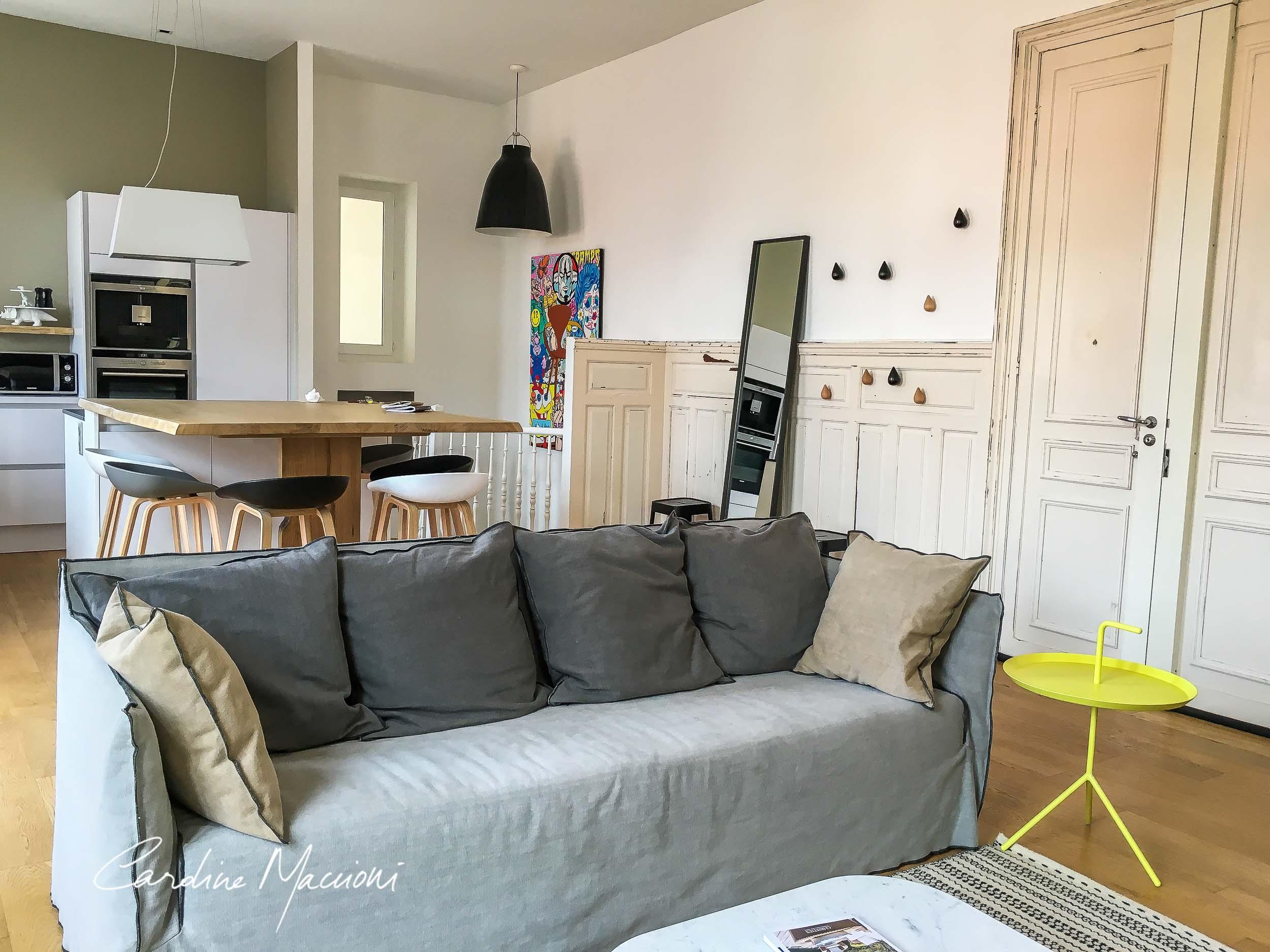 d coration d 39 int rieur appartement biarritz c te basque 64 atalaye vacances en famille et. Black Bedroom Furniture Sets. Home Design Ideas
