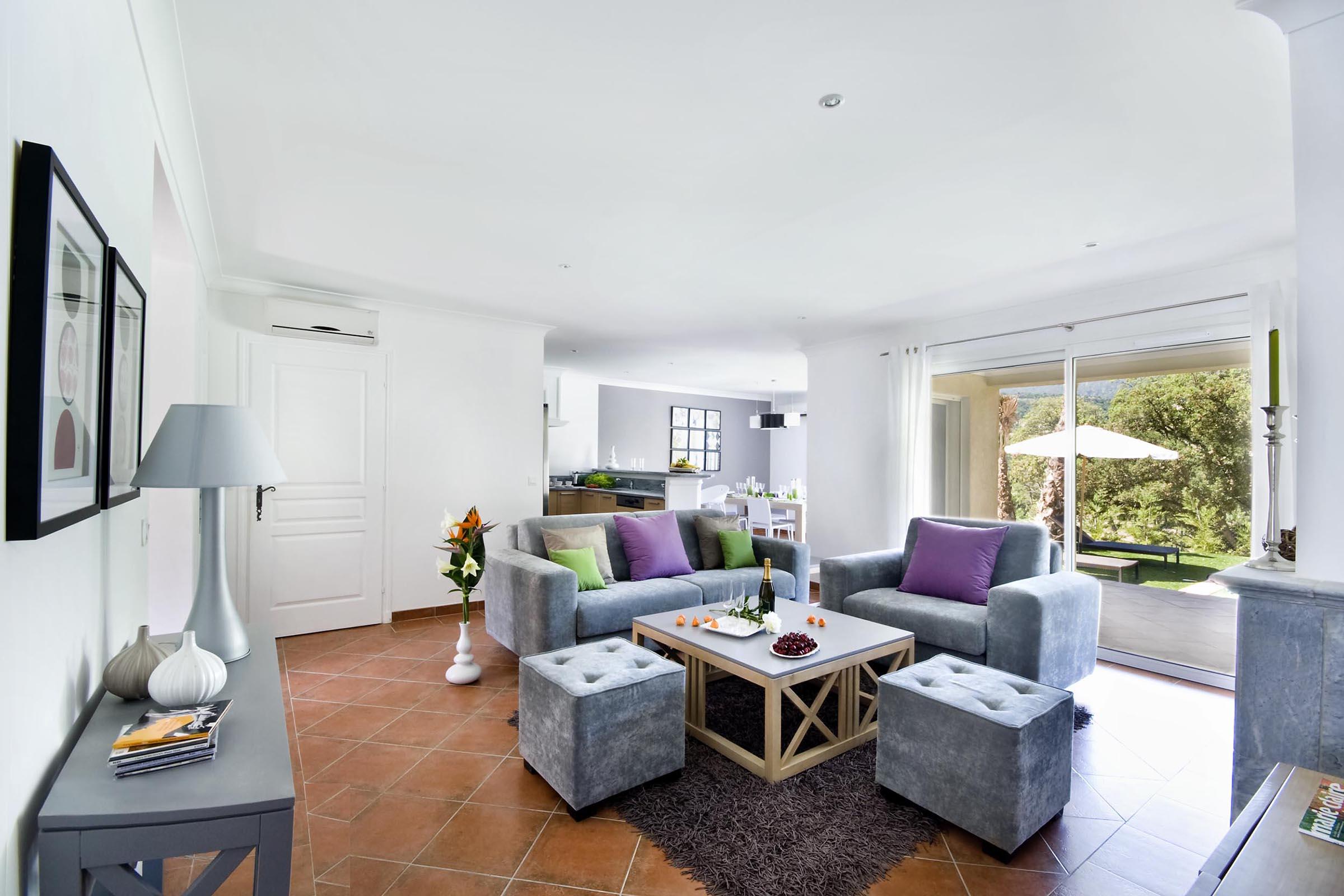 D coration d 39 int rieur et am nagement villa de luxe - Decoration luxe interieur ...