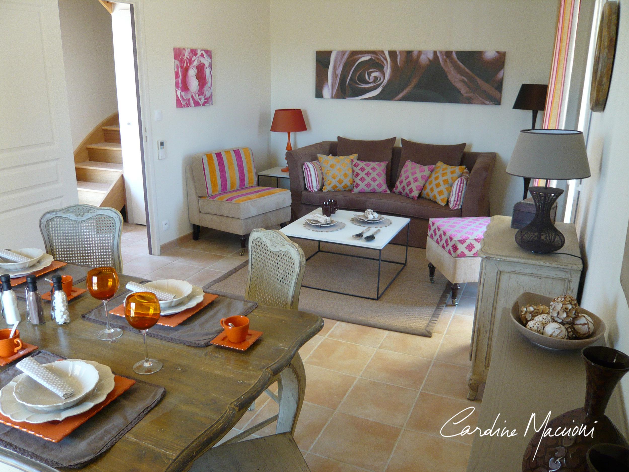 Aménagement et décoration de villas pour investisseurs et location saisonnière Alvignac Rocamadour 46