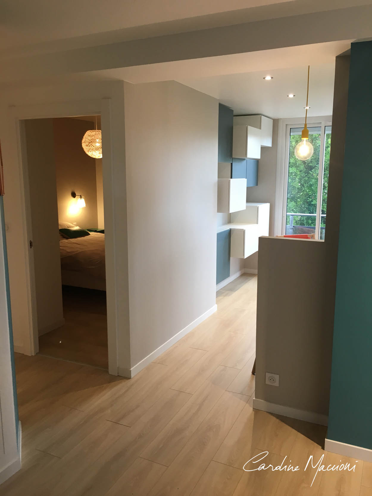 R novation compl te appartement et d coration d 39 int rieur for Renovation appartement design